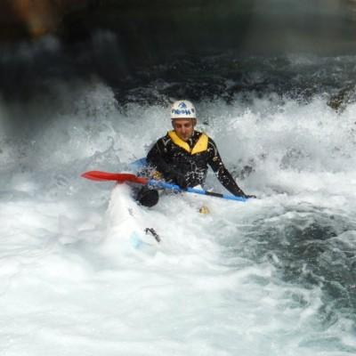 Kayak Aguas Bravas Nivel...